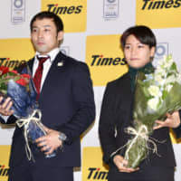 Judo standouts Funa Tonaki, Naohisa Takato set lofty goals  for 2020 Games