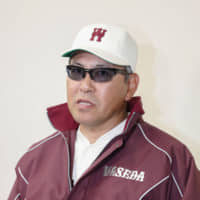 Waseda manager Satoru Komiyama brings modern outlook to old-fashioned game