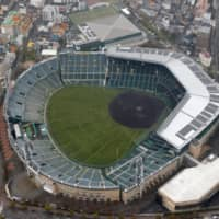 Spring Koshien to either be held without fans or canceled because of coronavirus