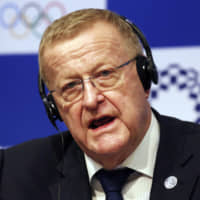 No deadline for Tokyo Olympic decision, IOC's John Coates says