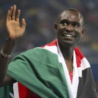 David Rudisha says he's focused on chasing history after losing way