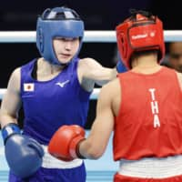 Tsukimi Namiki, Sena Irie become first Japanese female boxers to qualify for Olympics