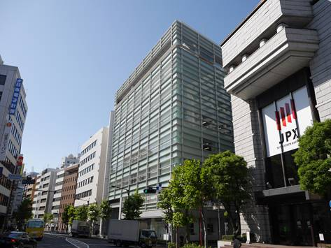 Fingate Kabuto is a business incubation office and home to both FinCity.Tokyo and Hayate Investment Co. | ©FINCITY.TOKYO