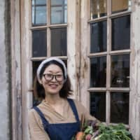 Waste not, want not: Food creator Miica Fran hopes to run a successful zero-waste kitchen in the heart of Tokyo. | JULIA MARINO