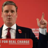 Could Keir Starmer be U.K. Labour's knight in dull armor?