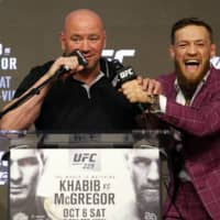 Dana White claims UFC close to securing private island for fights