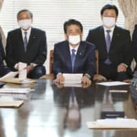Behind the scenes, an LDP power struggle over record-size economic package