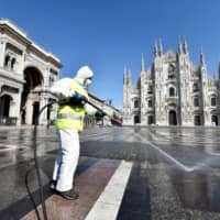 Impossible dilemma? World watches Italy as firms plead to return to work