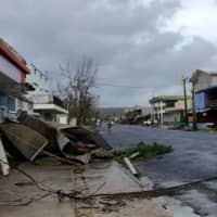 Damage from Cyclone Harold in Luganville, Vanuatu  | GARCIA SEDON GHELYNN / VIA REUTERS