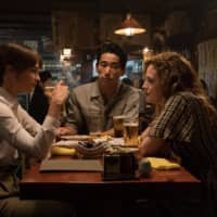 Picture this: Naoki Kobayashi's first Hollywood role was in the Netflix film 'Earthquake Bird,' in which he played a reclusive photographer. |