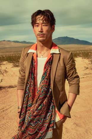 Jack of all trades: Naoki Kobayashi began his career as a dancer, then moved on to singing and, most recently, acting.