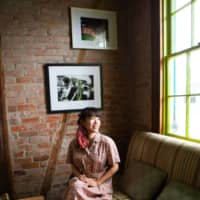 Long way from home: Haruka Kikuchi moved to New Orleans in 2013 after learning about the city's music heritage at school in Japan. | BOBBY BONSEY