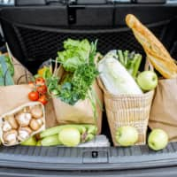 Food Supply wholesaler launches 'drive-through greengrocer' in Tokyo