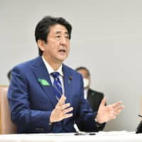COVID-19 stimulus response to boost Japan's GDP by up to 3.8%, Abe says