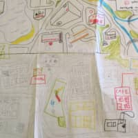 Before The Sims: A great and easy game for kids involves sticking a few sheets of paper together to create their own town.  | JORDAN ALLEN