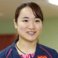 Mima Ito climbs to No. 2 in world rankings, Japan's highest ever