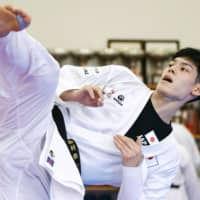 Karateka Ken Nishimura reignites passion for sport during coronavirus crisis