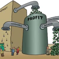 A welcome shift away from shareholder supremacy