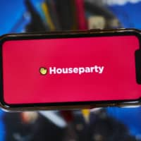 Houseparty, a service that lets a group of people chat and play games simultaneously, has been around for years but has seen a bump in popularity as people shelter at home.  | BLOOMBERG