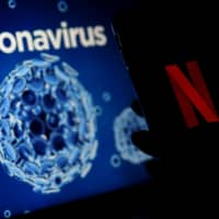 In the face of the coronavirus pandemic, Netflix Inc. says it won't run out of new TV shows or movies anytime soon. | AFP-JIJI