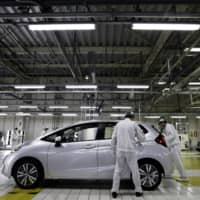 Honda to halt output at two domestic plants as virus affects parts supply