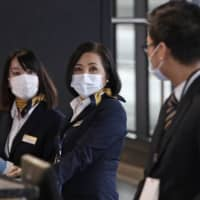 Japan Airlines cuts net profit outlook due to virus outbreak