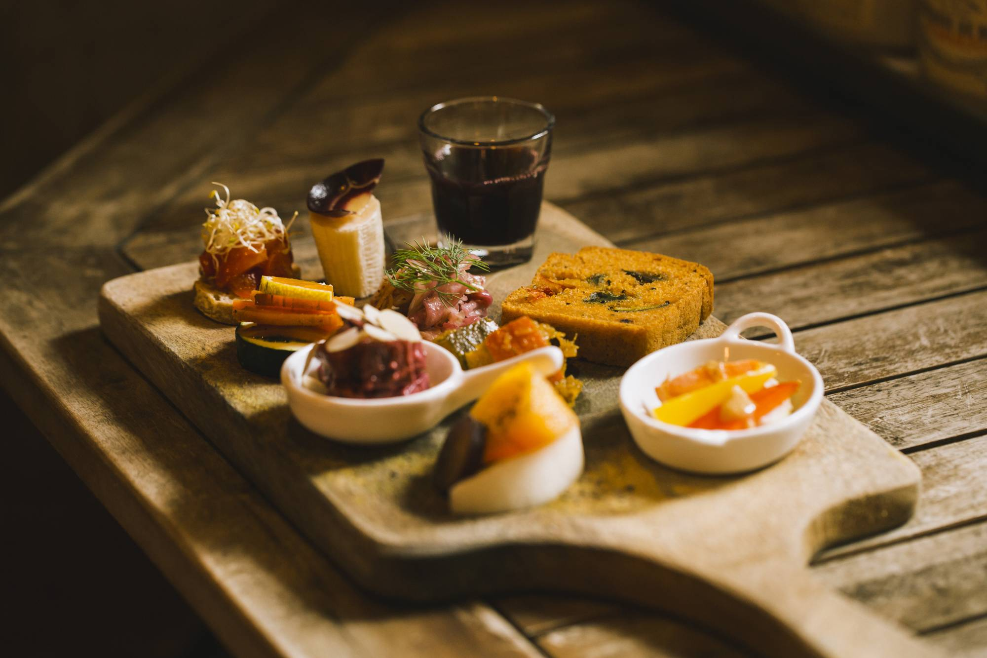 City and country: +Veganique sources its ingredients from local Tokyo producers and small farms and bakeries in Nagano Prefecture. | WAKI HAMATSU
