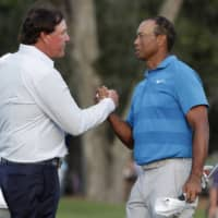 Tiger Woods, Phil Mickelson already trash talking ahead of charity showdown