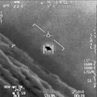 Pentagon officially releases military videos of UFOs