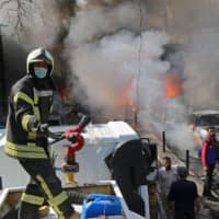 Fuel truck bomb kills more than 40 in northern Syria