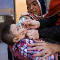 Children in South Asia at risk as coronavirus disrupts immunization drive