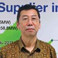 Isao Takeuchi, President Director of PT. Fuji Electric Indonesia | © SMS