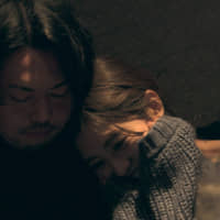 Drinking buddies: Toshiyuki (left) and Yume have a drunken night out in Sapporo on 'Terrace House Tokyo 2019-2020.' | © FUJI TELEVISION / EAST ENTERTAINMENT