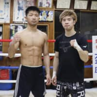 Tanaka brothers find motivation together in ring amid uncertain times