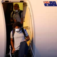 New Zealand and Australia are discussing the potential creation of a 'travel bubble' between the two countries, sources said Monday. | AAP IMAGE / VIA REUTERS