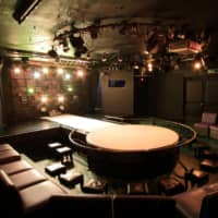 The New Dogo Music strip theater last year in Matsuyama, Ehime Prefecture | NEW DOGO MUSIC / VIA KYODO
