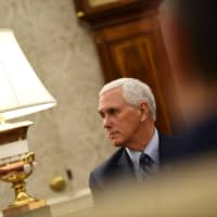 Mike Pence to visit White House despite aide's positive virus test
