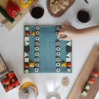 Two in one: Board games like Sukima's Ie Shougi Tou set have multiple functions and they make for great statement pieces.  | SUKIMA