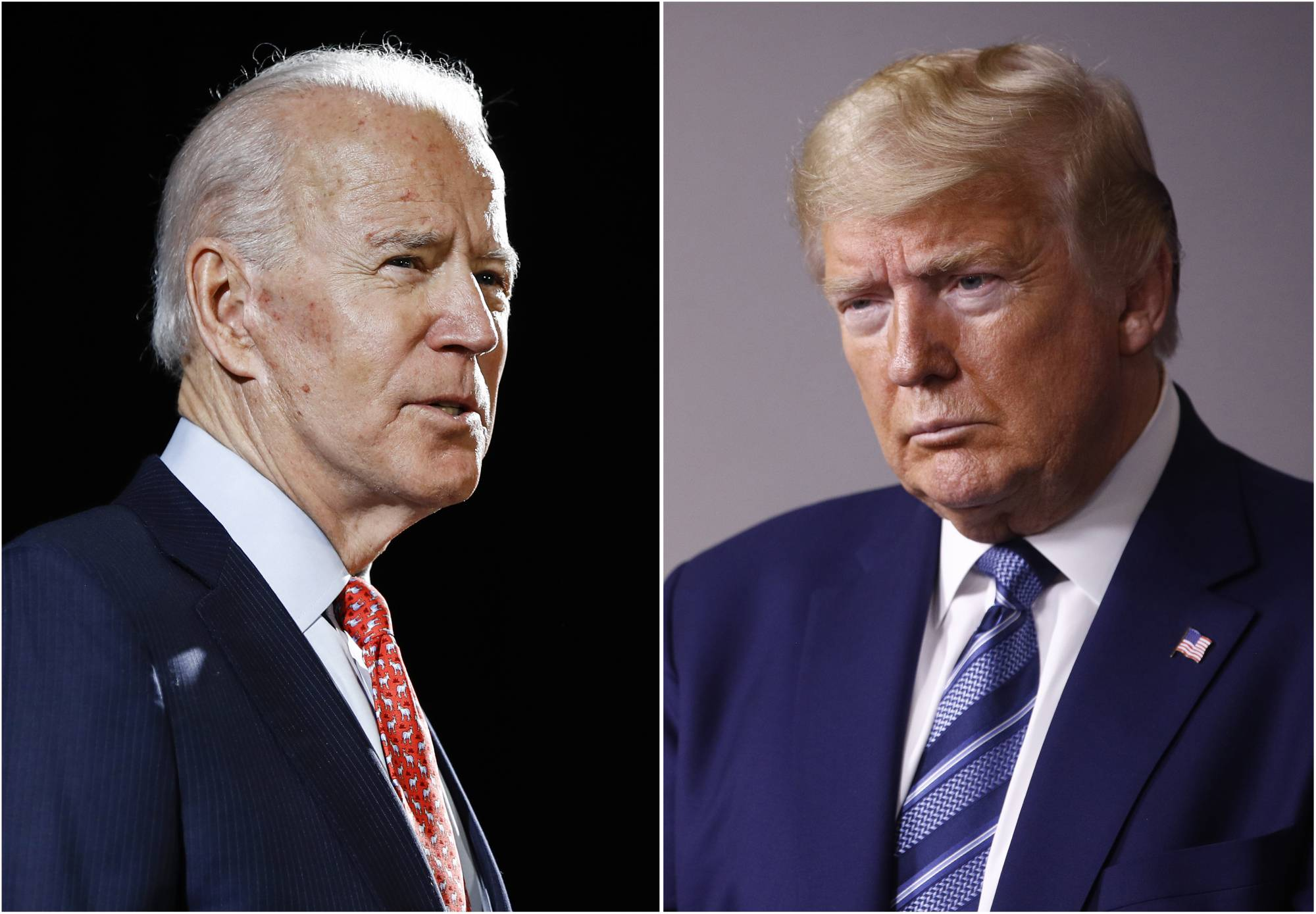 The Republican National Committee said on Monday that it and U.S. President Donald Trump's campaign jointly raised $61.7 million in April, just beating the month's haul for presumptive Democratic presidential nominee Joe Biden whose campaign, along with the Democratic National Committee, raised $60.5 million. | AP