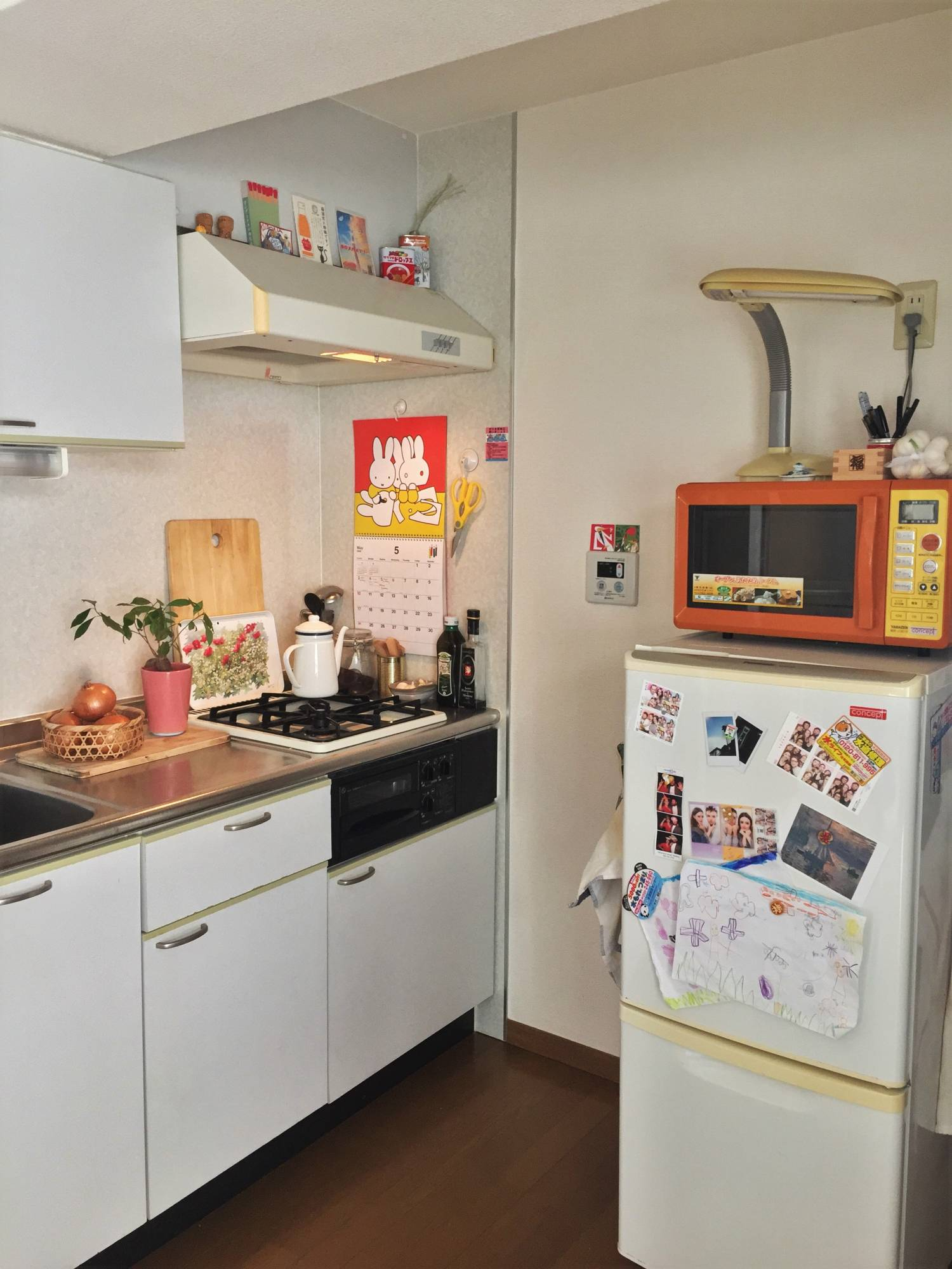 Life in your Japanese apartment doesn't have to be a life sentence ...