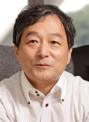Masahiro Yamada, a professor of sociology at Chuo University, believes that concerns over financial security will outweigh the desire for face-to-face communication in future. | COURTESY OF MASAHIRO YAMADA
