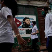Speaking on condition of anonymity, a high-level U.S. official did not rule out that a decision on Cuba being re-added to Washington's state sponsors of terrorism list could come by the end of the year. | REUTERS