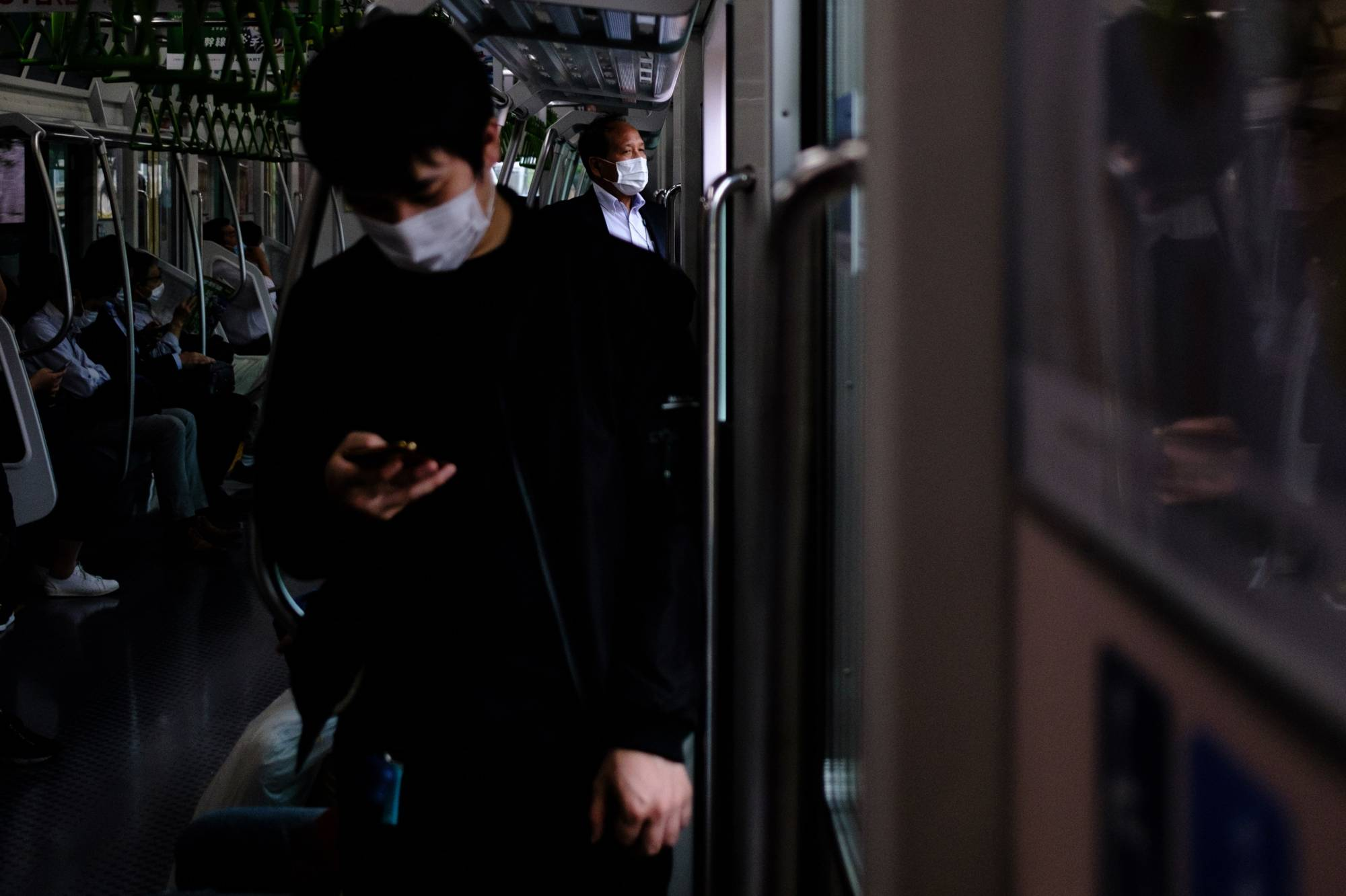 In light of the coronavirus pandemic, major banks forecast the biggest bad-loan costs since the aftermath of the 2008 global financial crisis. | AFP-JIJI