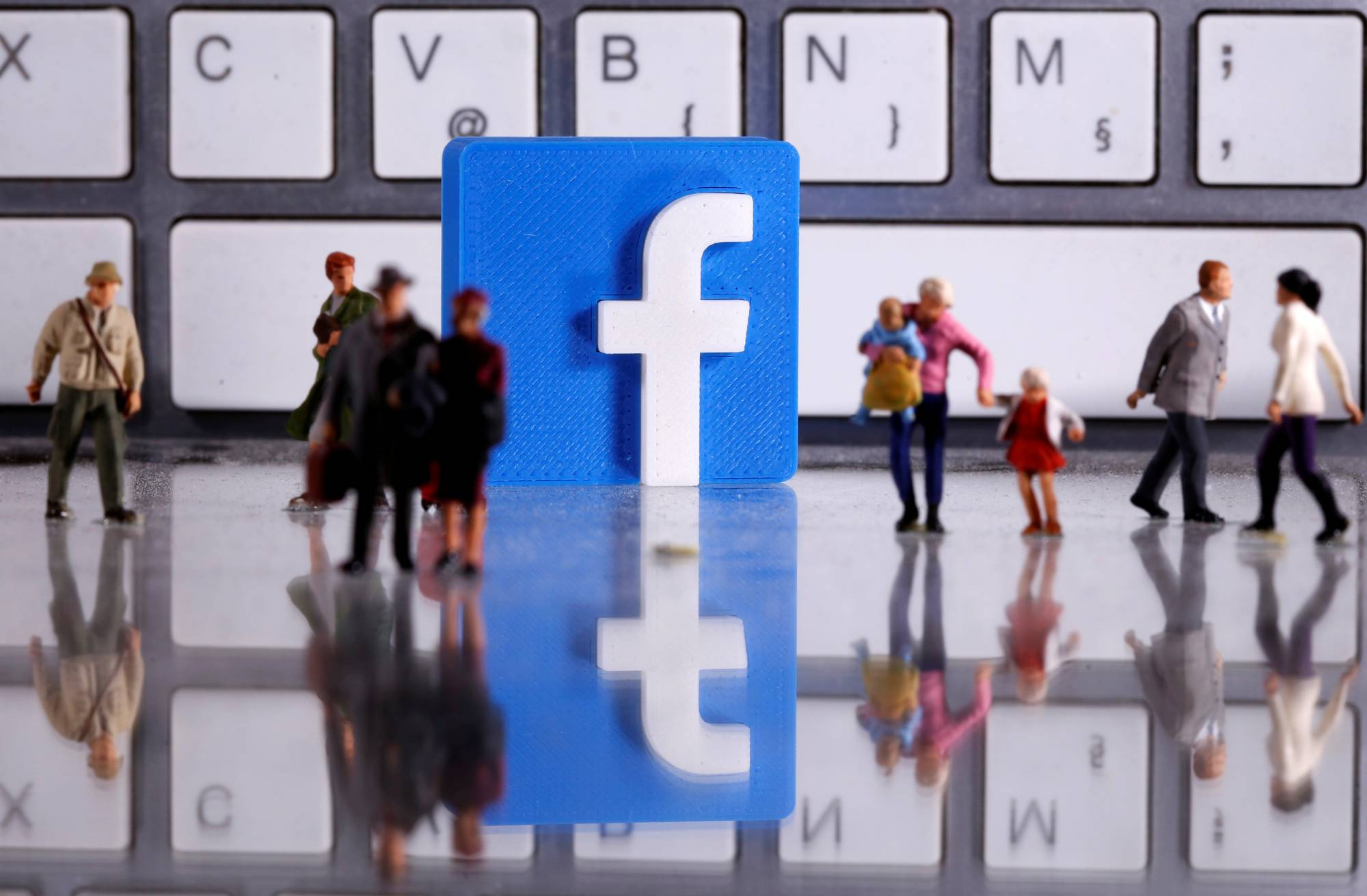 Facebook Inc. reportedly plans to limit offices to 25 percent occupancy, put people on multiple shifts and require temperature checks when it lets employees back into workplaces beginning in July. | REUTERS