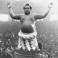 Who should be engraved on sumo's Mount Rushmore?