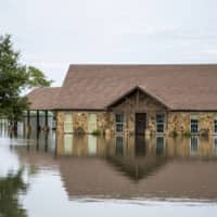 You don't have to tell the people of Texas that flooding is growing worse by the year. | BLOOMBERG