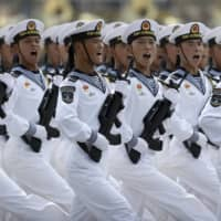 Growth in China's military budget slows to 6.6%