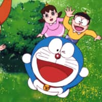 What can you teach us, Gadget Cat?: Doraemon was first serialized in manga form in 1970 and has since spawned TV shows, animations and merchandise galore. The original manga still holds the same magic it always has, and doubles as a fun tool for learning Japanese. | © FUJIKO-PRO, SHOGAKUKAN, TV-ASAHI / VIA KYODO