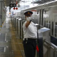 Japan's railways plan to scale back shinkansen suspensions as COVID-19 epidemic wanes