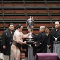 Coronavirus fallout rocks sumo world
